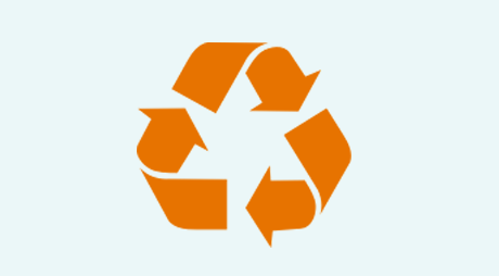 +32.37% metric tonnes of recycled waste generated